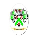 Forrester 35x21 Oval Wall Decal