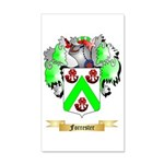 Forrester 35x21 Wall Decal