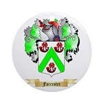 Forrester Ornament (Round)