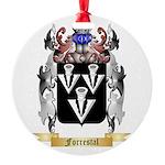 Forrestal Round Ornament