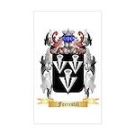 Forrestal Sticker (Rectangle)