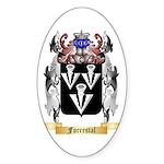 Forrestal Sticker (Oval 10 pk)