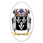 Forrestal Sticker (Oval 50 pk)