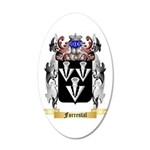 Forrestal 20x12 Oval Wall Decal