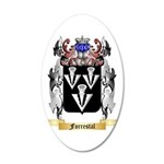 Forrestal 35x21 Oval Wall Decal