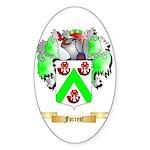 Forrest Sticker (Oval 50 pk)