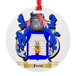 Forno Round Ornament