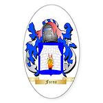 Forno Sticker (Oval 10 pk)