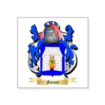 Forney Square Sticker 3