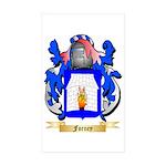 Forney Sticker (Rectangle 50 pk)