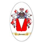 Forman Sticker (Oval 50 pk)