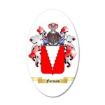Forman 35x21 Oval Wall Decal