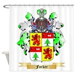 Forker Shower Curtain