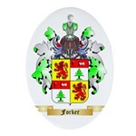Forker Ornament (Oval)