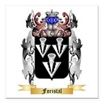 Foristal Square Car Magnet 3