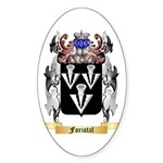 Foristal Sticker (Oval 50 pk)