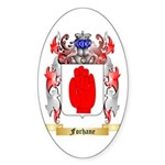 Forhane Sticker (Oval 50 pk)