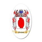 Forhane 35x21 Oval Wall Decal
