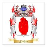 Forhan Square Car Magnet 3