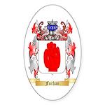 Forhan Sticker (Oval 50 pk)