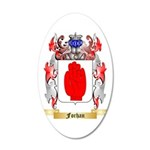 Forhan 35x21 Oval Wall Decal