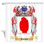 Forhan Shower Curtain