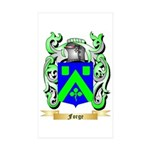 Forge Sticker (Rectangle 50 pk)