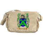 Forge Messenger Bag