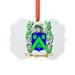 Forge Picture Ornament
