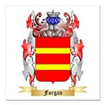 Forgan Square Car Magnet 3