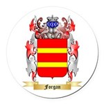 Forgan Round Car Magnet