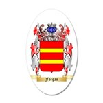 Forgan 35x21 Oval Wall Decal