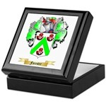 Forester Keepsake Box