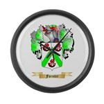 Forester Large Wall Clock
