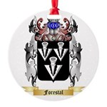 Forestal Round Ornament