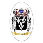 Forestal Sticker (Oval 50 pk)
