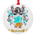 Forder Round Ornament