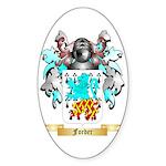 Forder Sticker (Oval)