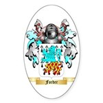 Forder Sticker (Oval 50 pk)