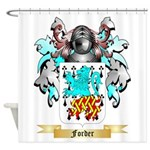 Forder Shower Curtain