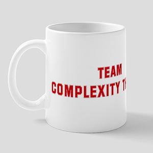 Team COMPLEXITY THEORY Mug