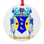 Forde (Ireland) Round Ornament