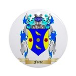 Forde (Ireland) Ornament (Round)