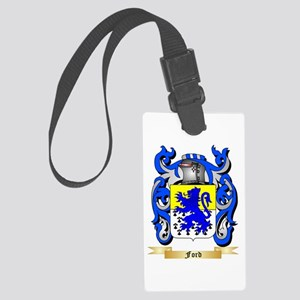 Ford Large Luggage Tag