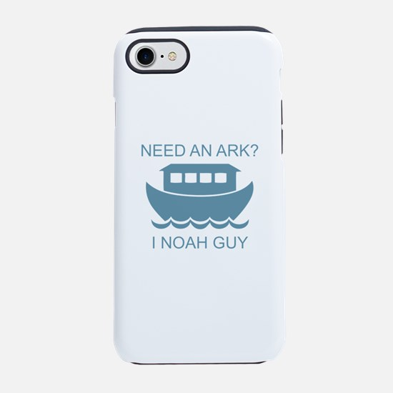 I Noah Guy iPhone 7 Tough Case