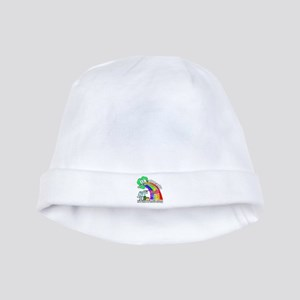 Take back the rainbow baby hat