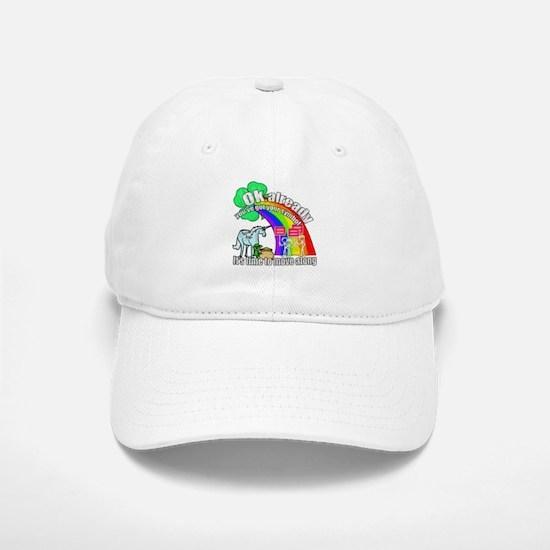 Take back the rainbow Baseball Baseball Cap