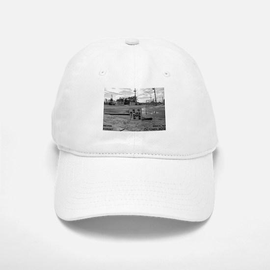Never Forget Brick Rte 35 Baseball Baseball Baseball Cap