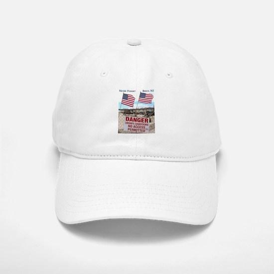 Never Forget Brick NJ Danger Baseball Baseball Baseball Cap