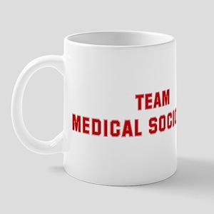 Team MEDICAL SOCIOLOGY Mug